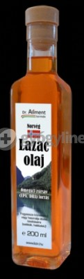 Dr. Aliment orvég lazacolaj 250 ml