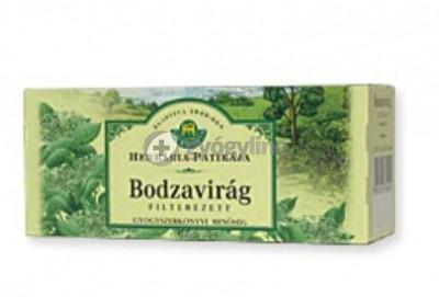 Herbária bodzavirág tea 25 filter