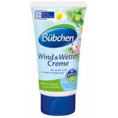Bübchen szél és időjárás krém 75 ml