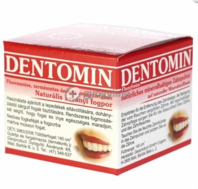 Dentomin N fogpor natúr 95 g