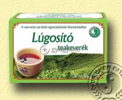 Dr. Chen lúgosító teakeverék 20 filter