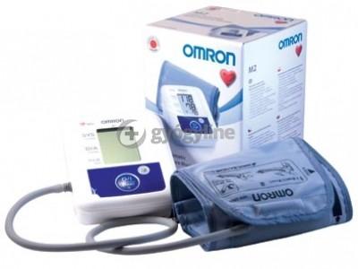 Omron M2 automata felkaros vérnyomásmérő készülék, 1 db