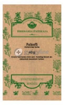Herbária palástfű tea 40 g