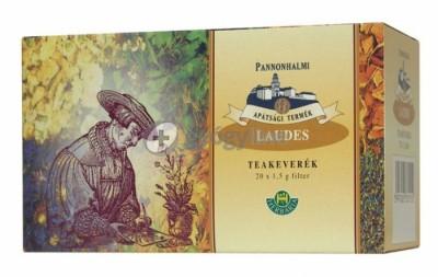 Herbária pannonhalmi laudes teakeverék 20 filter