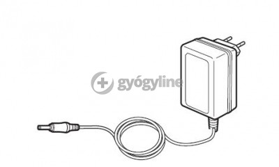 Omron M2-es vérnyomásmérőhöz adapter 1 db