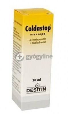 Coldastop orrcsepp 20 ml