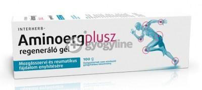 Interherb classic aminoerg plusz gél 100 g