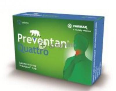 Farmax preventan quattro tabletta 12 db