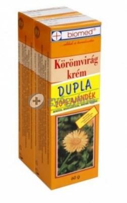 Biomed körömvirág krém dupla 2 x 60 g