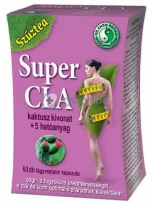 Dr. Chen szűztea super CLA 60 db