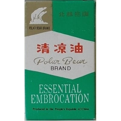 Dr. Chen polar bear essentiel olaj green 27 g