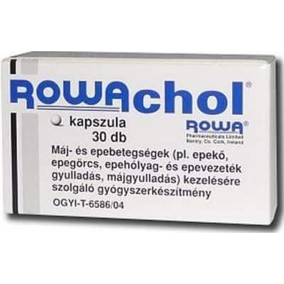 Rowachol lágy kapszula 30 db