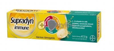 Supradyn Immune pezsgőtabletta 15 db
