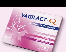 Vagilact-Q hüvelytabletta 10 db
