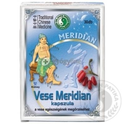 Dr. Chen vese meridian lágyzselatin kapszula 30 db