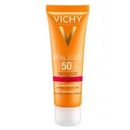 Vichy Idéal Soleil Öregedésgátló napvédő krém, SPF 50, 50 ml