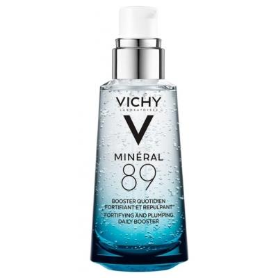Vichy Minéral 89 bőrerősítő és teltséget adó booster, 50 ml