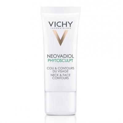 Vichy Neovadiol Phytosculpt feszesítő nappali balzsam nyakra és arcra 50 ml