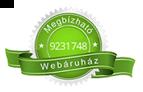 Megbízható Webshop Logó