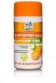 1x1 Vitaday C-vitamin 200mg + D3-vitamin + Cink narancsízű rágótabletta 90 db