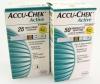 Accu-Chek active glucose tesztcsík 25 db