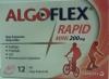 Algoflex rapid mini 200 mg lágy kapszula 12 db