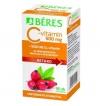 Béres C-vitamin 500 mg retard filmtabletta <br> csipkebogyó kivonattal + 1000 NE D3-vitamin 90 db