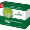 Béres vitamintár ginkgo biloba 120 mg forte kapszula 60 db