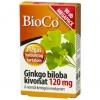 BioCo Ginkgo Biloba kivonat 120 mg tabletta 90 db