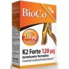 Kulcspatika BioCo K2 Forte 120 µg tabletta 60 db
