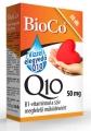 Bioco vízzel elegyedő Q10 50 mg kapszula 30 db