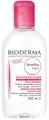 Bioderma sensibio H2O arc- és sminklemosó <br>250 ml