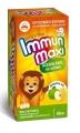 Bioextra immun maxi multivitamin gyerekeknek<br> zöldalma ízű rágótabletta 60 db