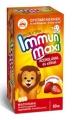 Bioextra immun maxi rágótabletta multivitamin<br> gyerekeknek szamóca ízű 60 db