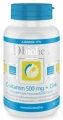Bioheal C-vitamin 500 mg + cink időszemcsés kapszula 70 db