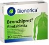 Bionorica Bronchipret filmtabletta 20 db