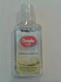Bradolife oldat kéz- és bőrfertőtlenítő citrom 50 ml