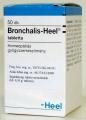 Bronchalis Heel tabletta 50 db