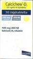 Calcichew-D3 500 mg/400 NE rágótabletta 30 db