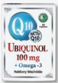 Dr. Chen Q10 Ubiquinol 100 mg + Omega-3 lágyzselatin kapszula 30 db
