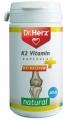 Dr. Herz K2-vitamin + D3 + kalcium kapszula 60 db