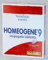 Homeogene 9 szopogatós tabletta 60 db