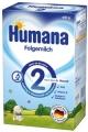 Humana 2 anyatej helyettesítő tápszer 600 g
