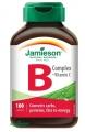 Jamieson B vitamin komplex C vitaminnal tabletta 100 db