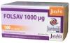 Jutavit folsav 1000 µg tabletta 100 db