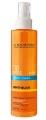 La Roche Posay Anthelios tápláló napvédő olaj SPF30 200 ml