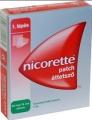 Nicorette patch áttetsző 25 mg/16 óra nikotinpótló, <br>dohányzásról leszoktató tapasz 7 db