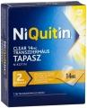 Niquitin clear 14 mg transzdermális tapasz 7 db