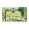 Herbária fehér fagyöngy tea 20 db