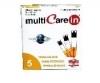 Multicare in trigliceridszintmérő tesztcsík 5 db